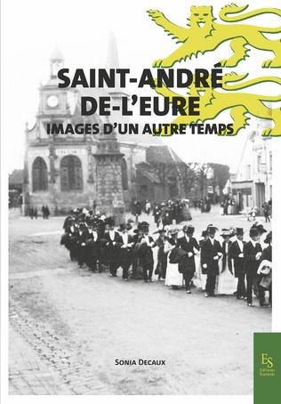 Couverture Saint-André-de-L'Eure