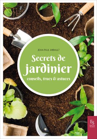 Couverture Secrets de jardinier