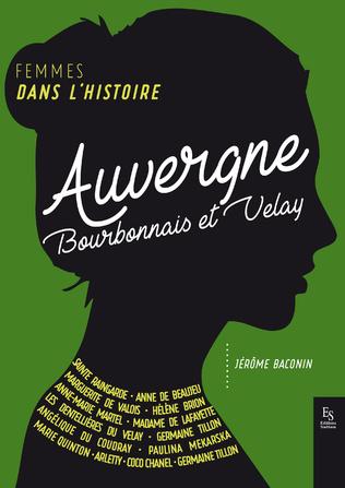 Couverture Femmes dans l'histoire Auvergne