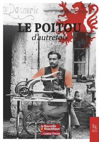 Couverture Le Poitou d'autrefois