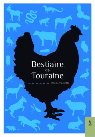 Couverture Bestiaire de Touraine