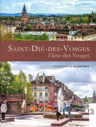Couverture Saint-Dié-des-Vosges, l'âme des Vosges
