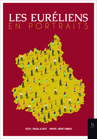 Couverture Les Euréliens en portraits