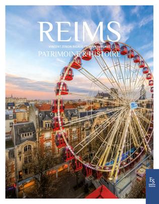 Couverture Reims - histoire & patrimoine