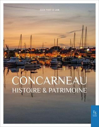 Couverture Concarneau Histoire et Patrimoine