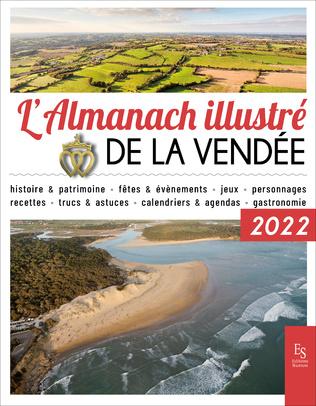 Couverture L'almanach illustré de la Vendée 2022