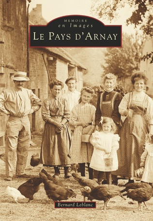 Couverture Arnay (Pays d')