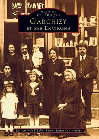 Couverture Garchizy et ses environs