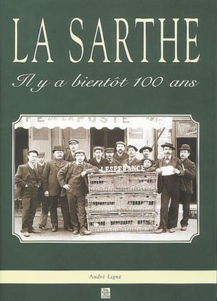 Couverture La Sarthe