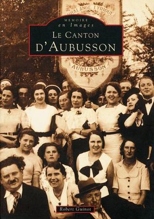 Couverture Aubusson (Canton d')
