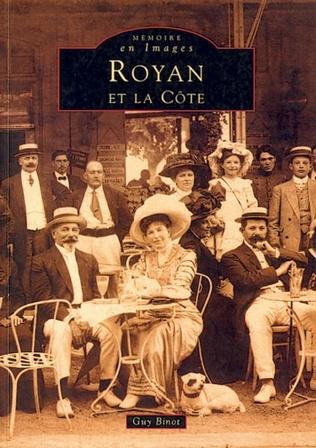 Couverture Royan et la Côte