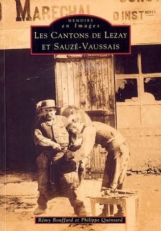 Couverture Lezay et Sauzé-Vaussais (Cantons de)