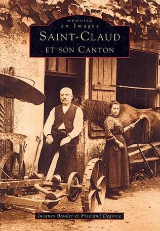 Couverture Saint-Claud et son canton