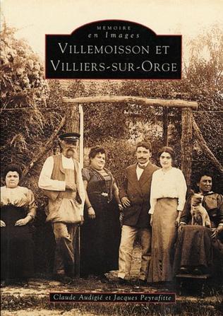 Couverture Villemoisson et Villiers-sur-Orge
