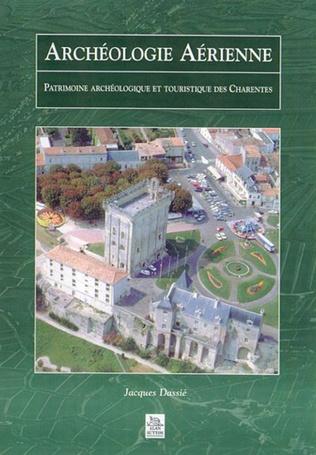 Couverture Archéologie Aérienne - Charentes