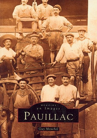 Couverture Pauillac - Tome I