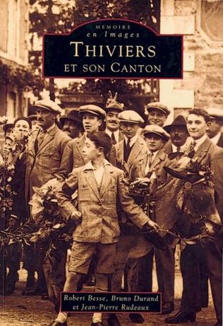 Couverture Thiviers et son canton