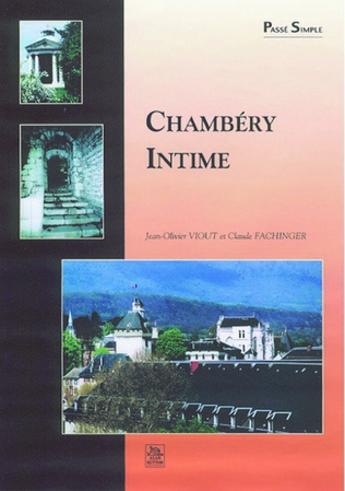 Couverture Chambéry Intime