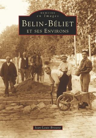 Couverture Belin-Béliet et ses environs