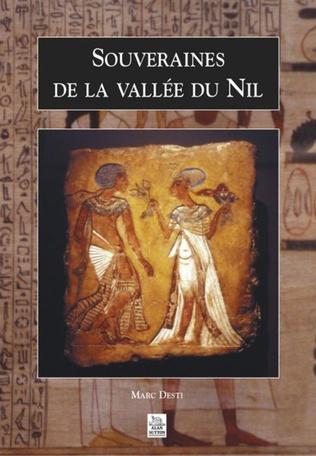 Couverture Souveraines de la Vallée du Nil