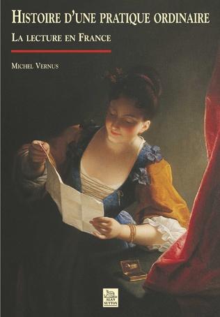 Couverture Histoire d'une pratique ordinaire - La lecture