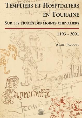 Couverture Templiers et Hospitaliers en Touraine