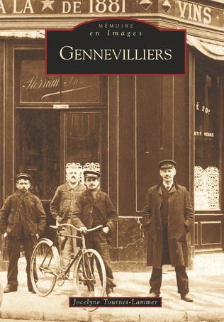 Couverture Gennevilliers - Tome I