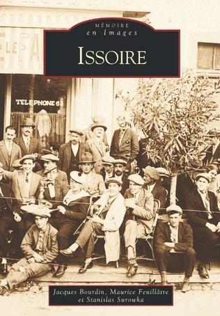 Couverture Issoire
