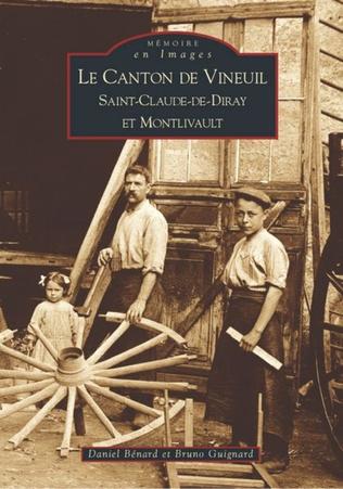 Couverture Vineuil (Canton de)