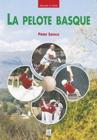 Couverture La Pelote basque