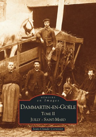Couverture Dammartin-en-Goële  -  Tome II