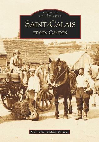 Couverture Saint-Calais et son canton