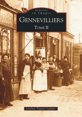 Couverture Gennevilliers - Tome II