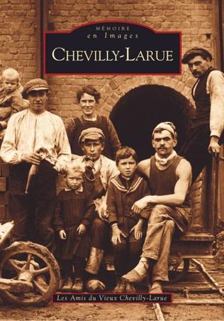 Couverture Chevilly-Larue