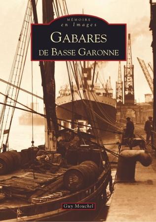 Couverture Gabares de Basse Garonne