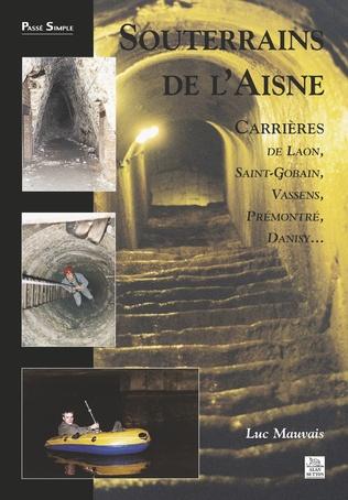 Couverture Souterrains de l'Aisne