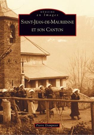 Couverture Saint-Jean-de-Maurienne et son canton
