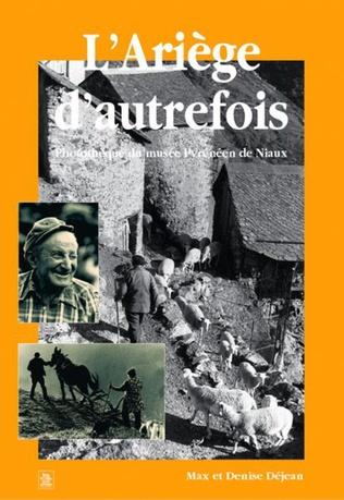 Couverture L'Ariège d'autrefois