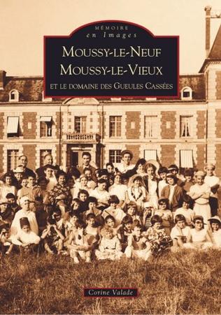 Couverture Moussy-le-Neuf Moussy-le-Vieux