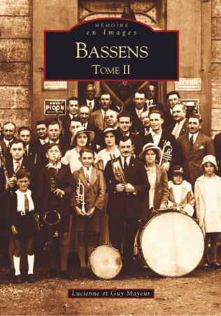 Couverture Bassens - Tome II