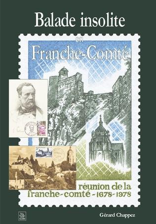 Couverture Balade insolite en Franche-Comté