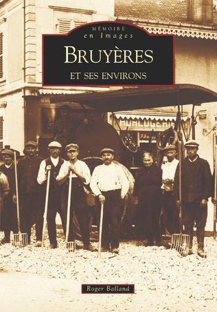 Couverture Bruyères et ses environs
