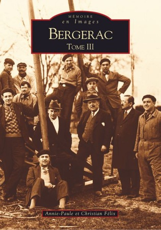 Couverture Bergerac - Tome III