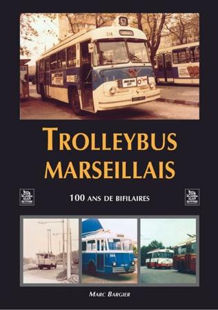 Couverture Trolleybus marseillais