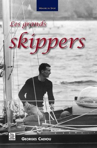 Couverture Les Grands skippers