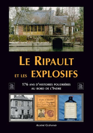 Couverture Le Ripault et les explosifs