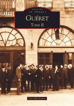 Couverture Guéret - Tome II