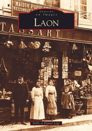 Couverture Laon - Tome I