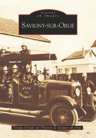 Couverture Savigny-sur-Orge