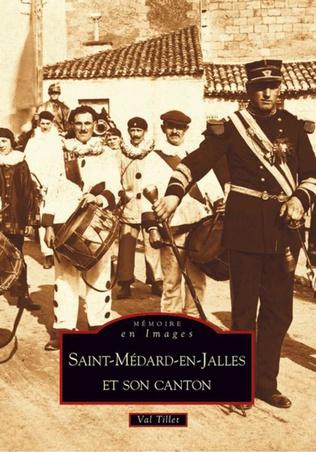 Couverture Saint-Médard-en-Jalles et son canton